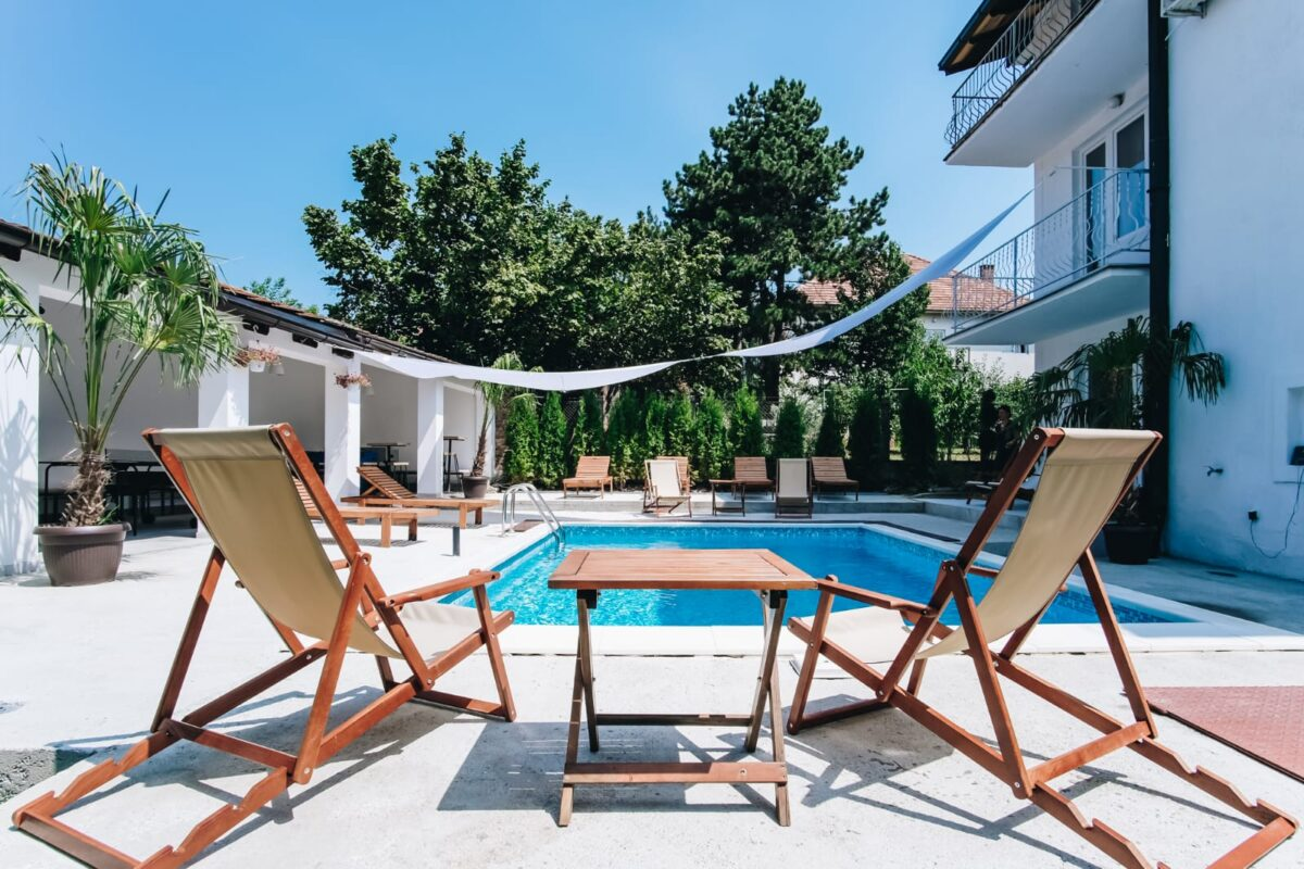 vacation villa belgrade