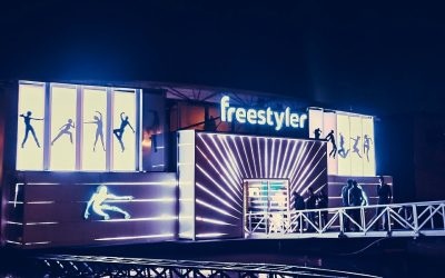 freestyler belgrade night club